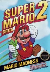 Super Mario Bros 2     NINTENDO ENTERTAINMENT SYSTEM