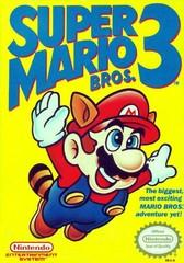 Super Mario Bros 3     NINTENDO ENTERTAINMENT SYSTEM
