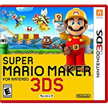 Super Mario Maker 3DS    NINTENDO 3DS