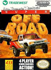 Super Off Road    NINTENDO ENTERTAINMENT SYSTEM