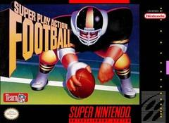Super Play Action Football    SUPER NINTENDO ENTERTAINMENT SYSTEM