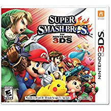 Super Smash Bros 3DS    NINTENDO 3DS
