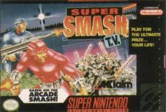 Super Smash TV    SUPER NINTENDO ENTERTAINMENT SYSTEM
