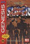 Super Street Fighter II     SEGA GENESIS
