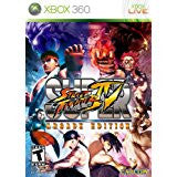 Super Street Fighter IV Arcade Edition (BC)    XBOX 360