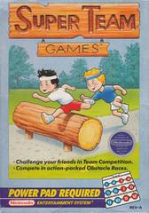 Super Team Games     NINTENDO ENTERTAINMENT SYSTEM