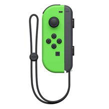 Switch Joy-Con Left Neon Green    NINTENDO SWITCH PRE-PLAYED CONTROLLER