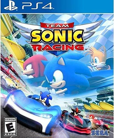 Team Sonic Racing    PLAYSTATION 4