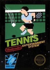 Tennis     NINTENDO ENTERTAINMENT SYSTEM