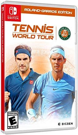 Tennis World Tour Roland-Garros Ed    NINTENDO SWITCH