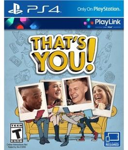 Thats You! (Playlink)    PLAYSTATION 4
