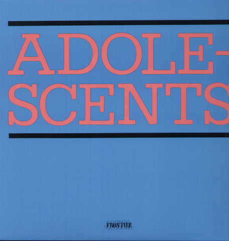 The Adolescents - The Adolescents