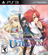 The Awakened Fate Ultimatum    PLAYSTATION 3