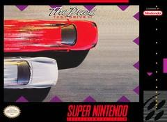 Duel The Test Drive II    SUPER NINTENDO ENTERTAINMENT SYSTEM