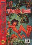 Disneys The Jungle Book BOXED    SEGA GENESIS