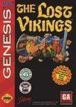 The Lost Vikings     SEGA GENESIS