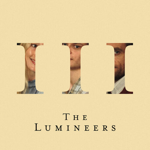The Lumineers - III (Indie Exclusive Silver Vinyl)