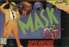 Mask BOXED COMPLETE    SUPER NINTENDO ENTERTAINMENT SYSTEM