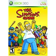 The Simpsons Game    XBOX 360