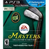 Tiger Woods PGA Tour 13 Masters Collectors Edition    PLAYSTATION 3