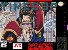 Timecop DMG LABEL    SUPER NINTENDO ENTERTAINMENT SYSTEM