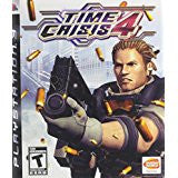 Time Crisis 4 (no Guncon) DISC ONLY    PLAYSTATION 3
