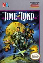 Time Lord BOXED COMPLETE    NINTENDO ENTERTAINMENT SYSTEM