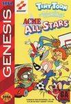 Tiny Toon Adventures ACME All Stars DMG LABEL    SEGA GENESIS