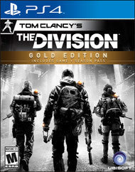 Tom Clancys The Division Gold Edition    PLAYSTATION 4