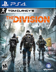 Tom Clancys The Division    PLAYSTATION 4