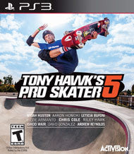 Tony Hawk Pro Skater 5    PLAYSTATION 3