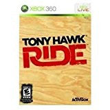 Tony Hawk Ride (software only)    XBOX 360