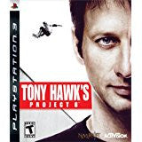 Tony Hawks Project 8    PLAYSTATION 3