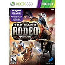 Top Hand Rodeo Tour    XBOX 360