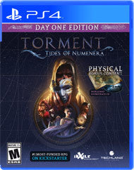 Torment Tides of Numenera (Day 1 Edition)    PLAYSTATION 4