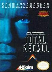 Total Recall BOXED COMPLETE    NINTENDO ENTERTAINMENT SYSTEM