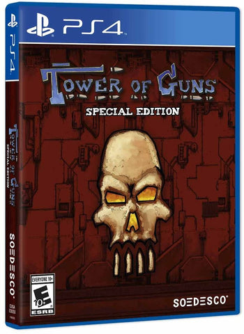 Tower of Guns Special Edition    PLAYSTATION 4