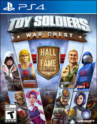 Toy Soldiers War Chest Hall of Fame    PLAYSTATION 4