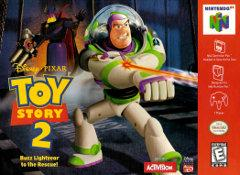 Toy Story 2 Buzz Lightyear to the Rescue     NINTENDO 64