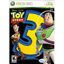 Toy Story 3 (BC)    XBOX 360