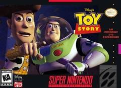 Toy Story DMG LABEL    SUPER NINTENDO ENTERTAINMENT SYSTEM
