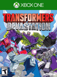 Transformers Devastation    XBOX ONE