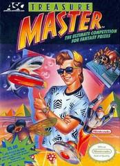 Treasure Master BOXED COMPLETE    NINTENDO ENTERTAINMENT SYSTEM
