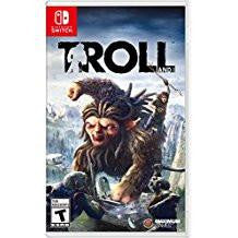 Troll & I    NINTENDO SWITCH