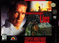 True Lies    SUPER NINTENDO ENTERTAINMENT SYSTEM