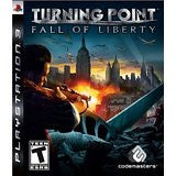 Turning Point Fall Of Liberty    PLAYSTATION 3