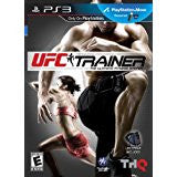 UFC Personal Trainer Ultimate Fitness System DISC ONLY    PLAYSTATION 3