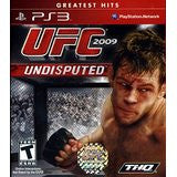 UFC Undisputed    PLAYSTATION 3