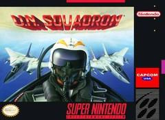 UN Squadron    SUPER NINTENDO ENTERTAINMENT SYSTEM