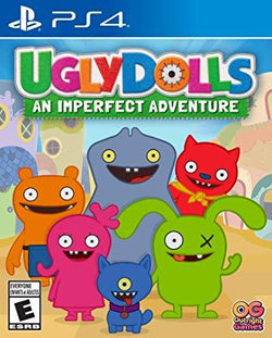 Ugly Dolls An Inperfect Adventure    PLAYSTATION 4